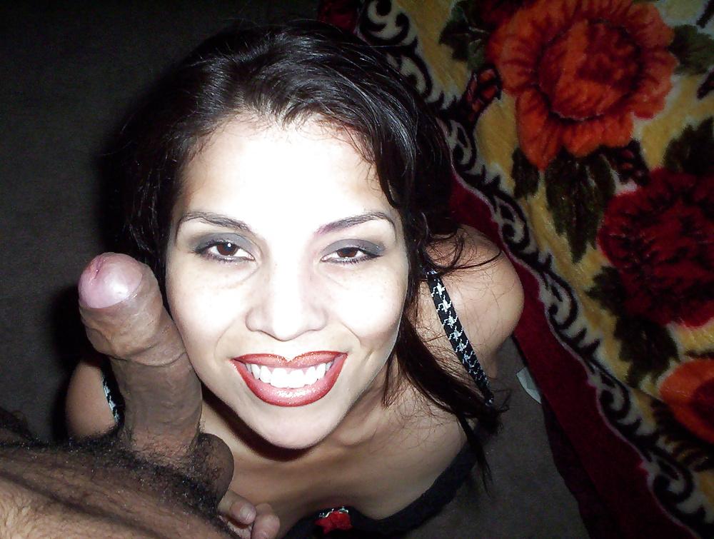 Amateur Latina Fucks Bbc