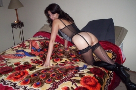 Rosa Mendoza is getting ready for sex