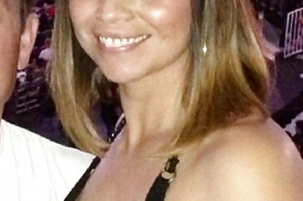 Rosa Mendoza beautiful smile