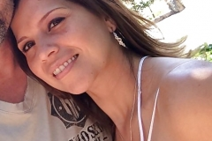 Rosa Mendoza is happy with her cuckold husband